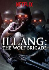 Illang The Wolf Brigade