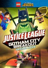 LEGO: Justice League: Gotham City Breakout