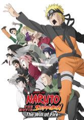 Naruto Shippûden the Movie: The Will of Fire