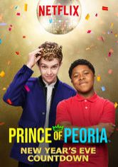 Prince of Peoria: New Year's Eve Countdown