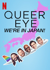 Queer Eye: We're in Japan!
