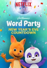 Word Party: New Year's Eve Countdown